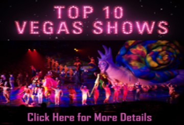 Top 10 Las Vegas Shows